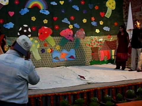 Annual function at bachpan a play school youtube - Annual function theme ideas ...