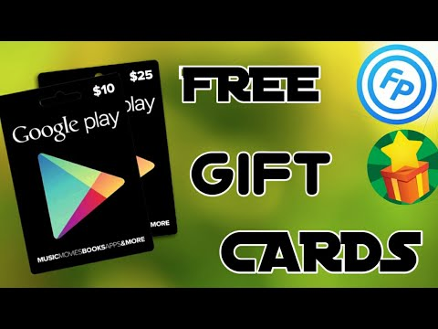Безплатни GIFT карти! / Free gift cards for Google Play, PayPal & more!!