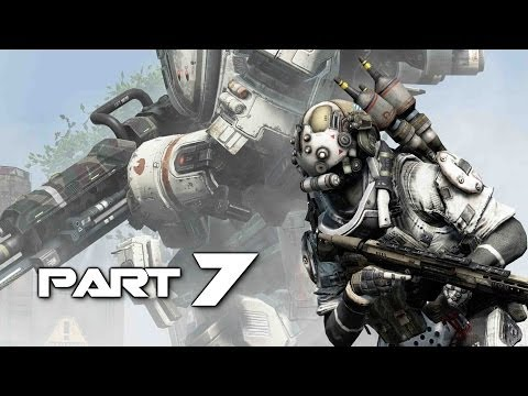 Titanfall Gameplay Walkthrough Part 7 – The Three Towers – Campaign Mission 7 (XBOX ONE)