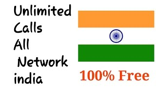 Make free unlimited calls without any software 100% work , Without, Sim Card