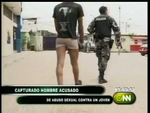 Adolescente fue víctima de abuso sexual por otro hombre en pleno centro de Guayaquil