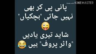 Funny Poetry & Quotes in Urdu 2