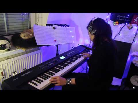 Bjork - Virus - piano cover