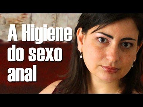 A Higiene do Sexo Anal: Tatiana Presser