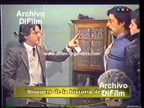 DiFilm - Bloopers de la historia de la TV