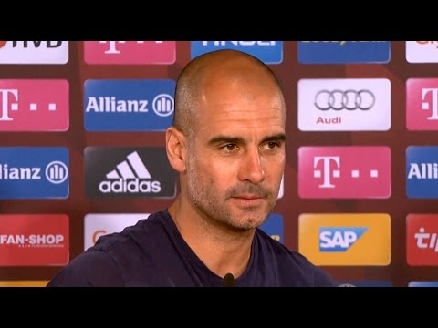 Pep Guardiola Confirms 'I'm Leaving Bayern Munich To Manage In The Premier League'