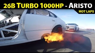 26B QUAD ROTOR 1000HP TURBO DRIFT