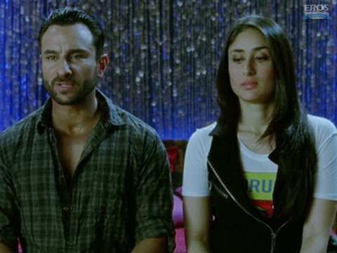 How Saifeena Fell In Love? - Agent Vinod