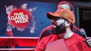 MoMaNuS GAGNE A LA PGW ? PUBG - Paris Games Week 2018