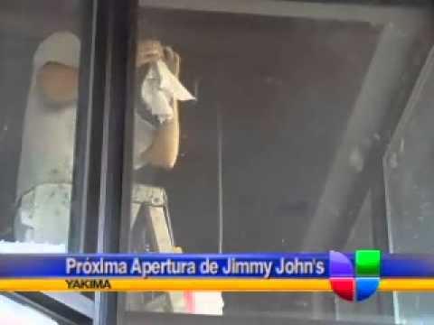 Jimmy John's en Yakima Busca 30 Empleados