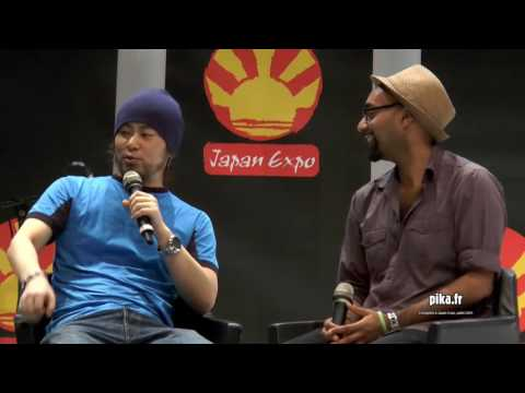 Conférence Reno Lemaire - Dreamland - Japan Expo 2016