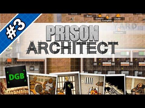Prison Architect - Sala de Faxina, Lavanderia, Solitária  | #3 PT-BR