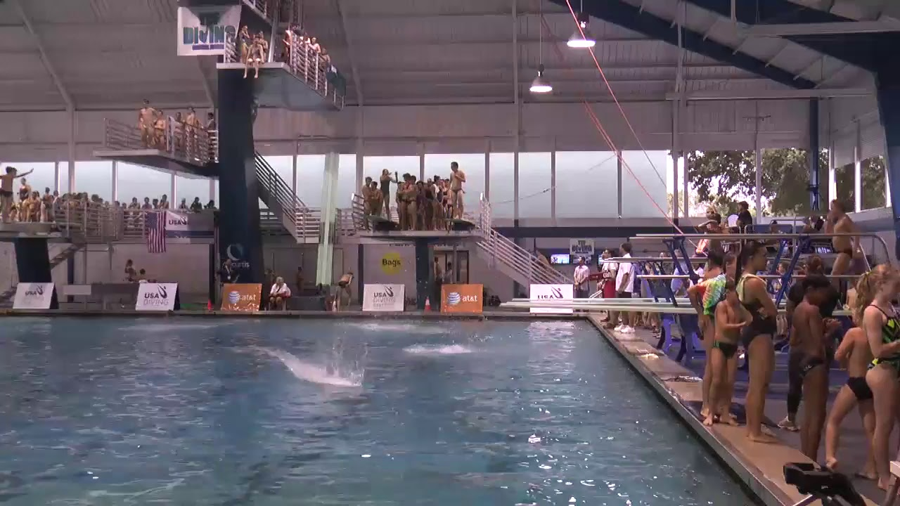 1 Meter - 2015 USA Diving National Champs - Day 2