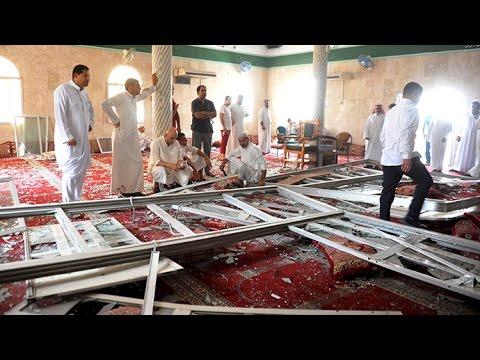 Dozens dead after suicide bomber strikes Shiite mosque in Saudi Arabia