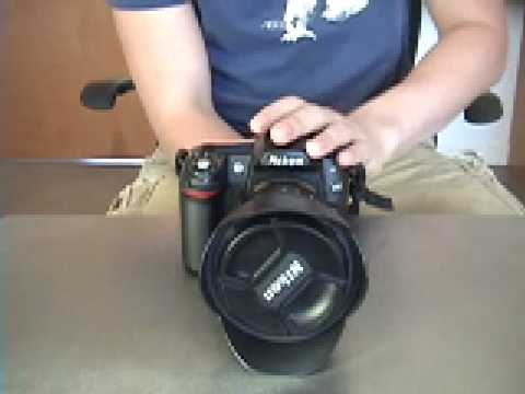Nikon comparison (d40 and d40x vs. nikon d80)