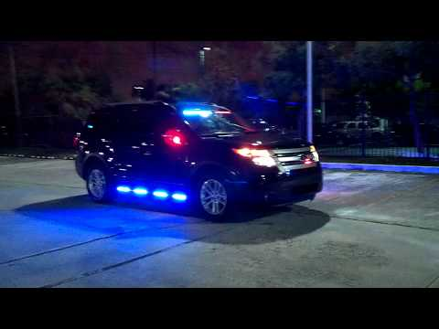 Ford Explorer Police Interceptor SUV K9 Unit Install How To Save Money And