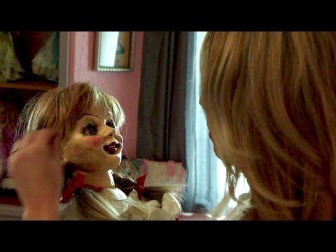 Image video Bande annonce de film horreur ANNABELLE