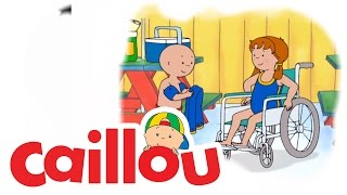 Caillou - Caillou's Water Park  (S03E10) | Cartoon for Kids
