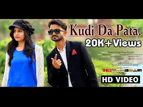 Kudi Da Pata Lahore |Sujeet Singh|Priya Pareek| Cover music video |Guru Randhawa