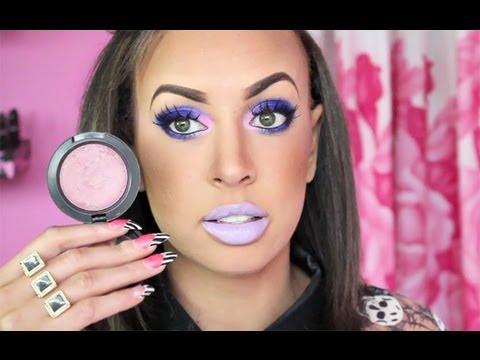 Barbie Makeup Tutorial Barbie on a Budget Makeup