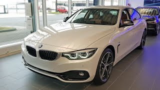 2018 BMW 420d xDrive Gran Coupé Modell Sport Line | -[BMW.view]-