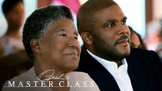 Tyler Perry's Touching Bond with His Mother | Oprah's Master Class | Oprah Winfrey Network