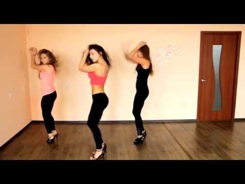 Видеоуроки танцев для начинающих | Lady Style | Inside Dance Studio