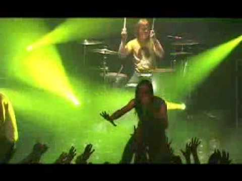 Underoath - The Impact Of Reason (live at st peters)