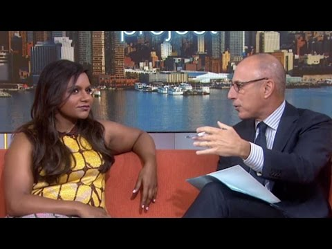 Mindy Kaling On New Season Of 'Mindy Project' | TODAY