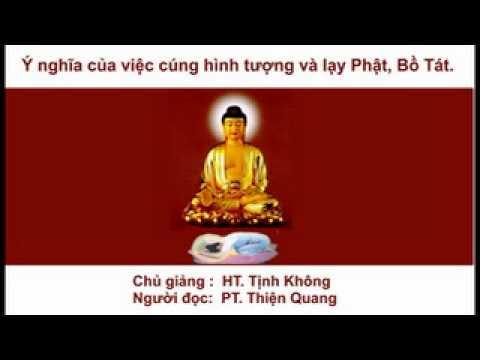 Ý Nghĩa Của Việc Cúng Hình Tượng Và Lạy Phật Bồ Tát