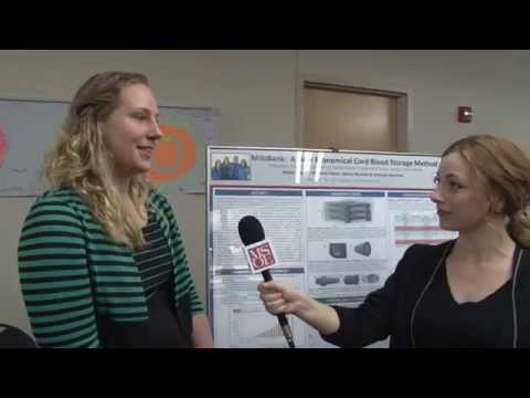 A New Economical Cord Blood Storage Method - MSOE Senior Design 2014