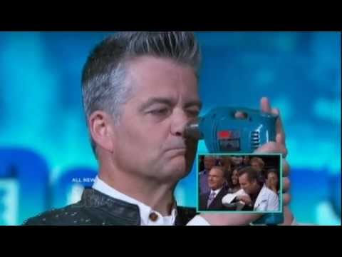 AMERICA'S GOT TALENT Sword Swallower Brad Byers Has Head Examined Re: Hook and Drill Act