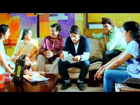 Varudu Scene - Sandy Was So Excited To See His Fiancy Photo - Allu Arjun, Suhasini  - Hd video