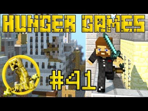 Minecraft Hunger Games #41 - Хорошие товарищи