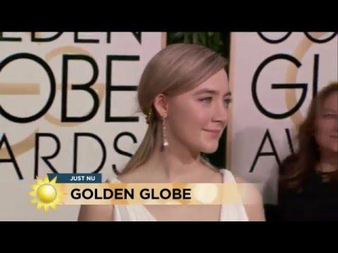 Ingen Golden Globe-seger för svenska Alicia Vikander - Nyhetsmorgon (TV4)