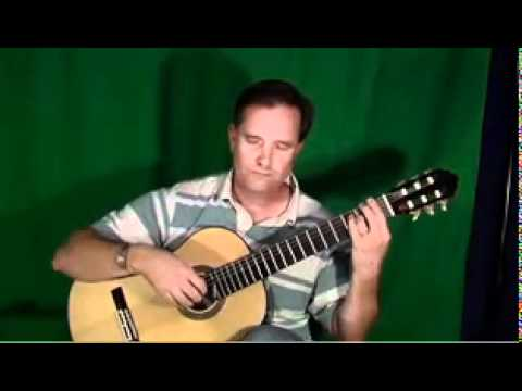 Classical Guitar James Hunley plays Tango en Skai