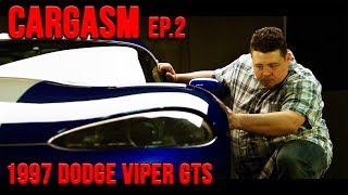 Driving 1997 Dodge Viper GTS w/ 10k Original Miles - #Cargasm Ep. 2