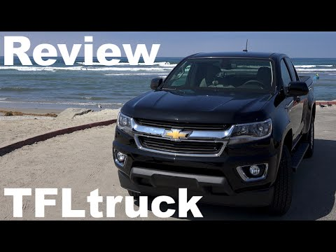 2015 Chevy Colorado 2.5L Extended Cab 2WD Pickup First Drive Review: I-4 or V-6?