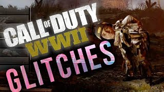 Call of Duty WW2: Dumb Yet HILARIOUS Glitches