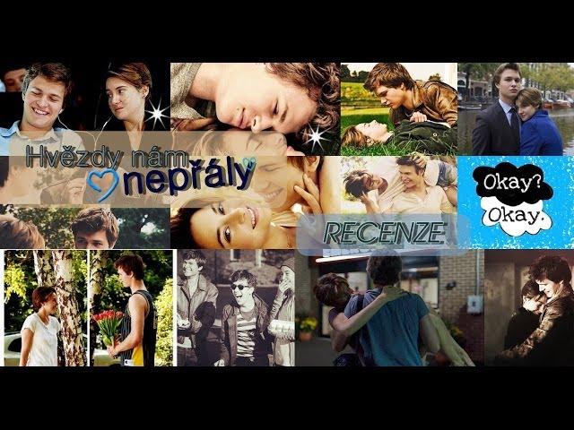 ✯ Hvězdy nám nepřály FILM ✯ RECENZE ✯