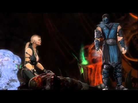  Mortal Kombat ( BOPOH & Tauriel) . 8  Sub-Zero