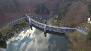 Pařížovská přehrada | Xiaomi Mi Drone 4K |