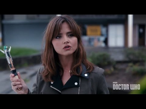 I'm The Doctor But You Can Call Me Clara - Flatline Teaser - Doctor Who Series 8 - BBC