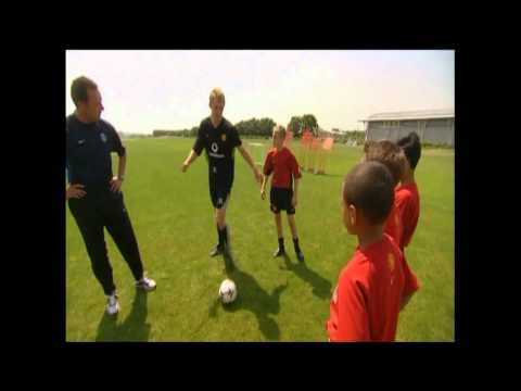 Soccer Skills with Darren Fletcher