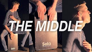 Download Lagu Zedd, Maren Morris, Grey - The Middle | Cajon Cover by Ross McCallum Gratis STAFABAND