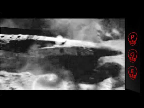 Nave espacial encontrada en la luna