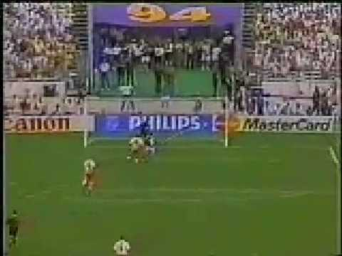 brazil vs Netherlands 1994 world cup