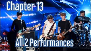 Chapter 13 - All 2 Performances - BGT 2019