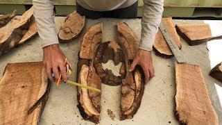 """some kinda firewood"" rustic wall hanging art piece"