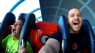GOING ON ALL OF THE RIDES!! USING RIDEMAX AT DISNEY